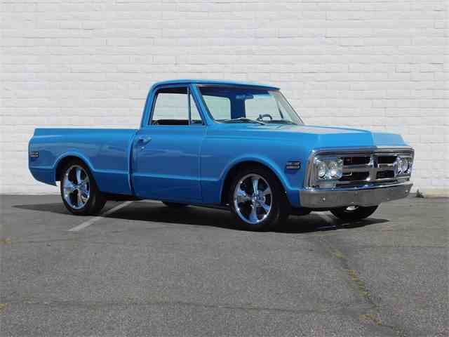 1971 GMC C/K 1500 Wideside Shortbed | 973476