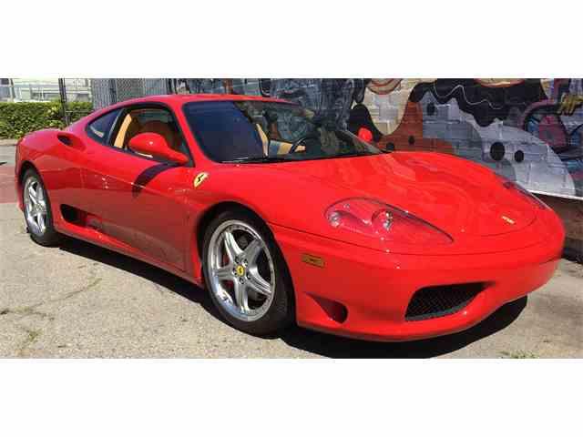 2001 Ferrari 360 | 973484