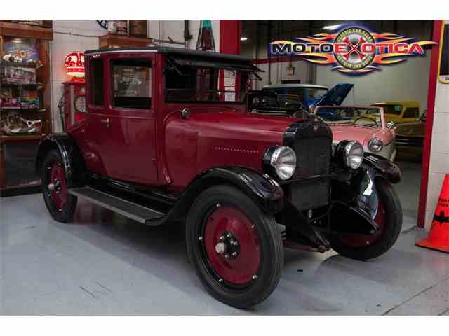 1923 Maxwell 25 Club Coupe | 973488
