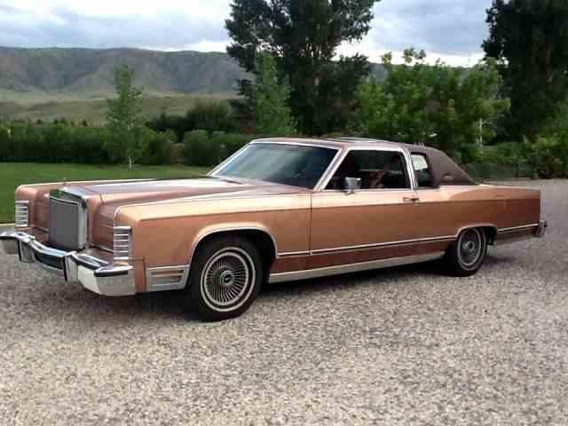 1978 Lincoln Continental | 970349