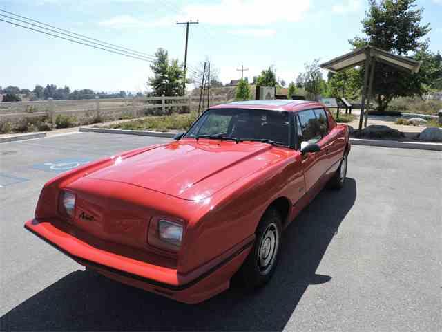 1988 Studebaker Avanti | 973491