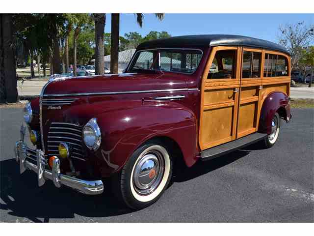 1940 Plymouth Deluxe Woodie | 973498