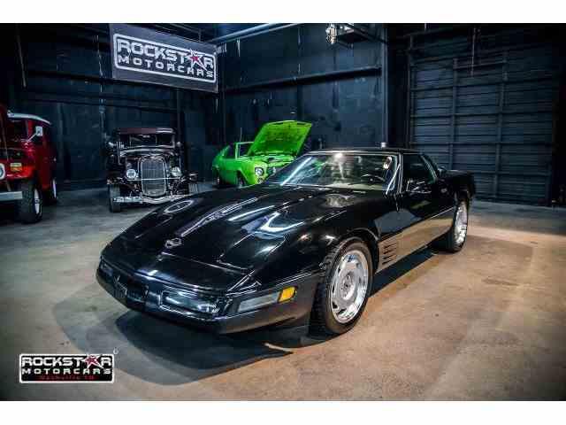1991 Chevrolet Corvette | 973501