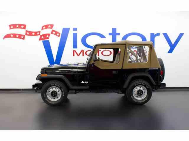 1989 Jeep Wrangler | 973503
