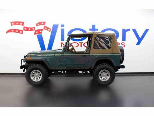 1993 Jeep Wrangler | 973504