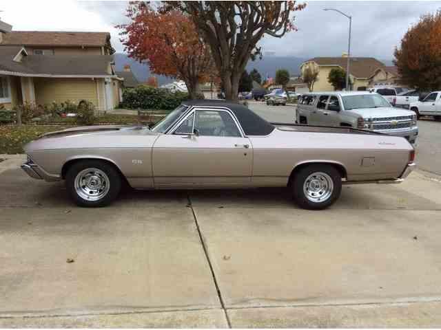 1969 Chevrolet El Camino | 973505