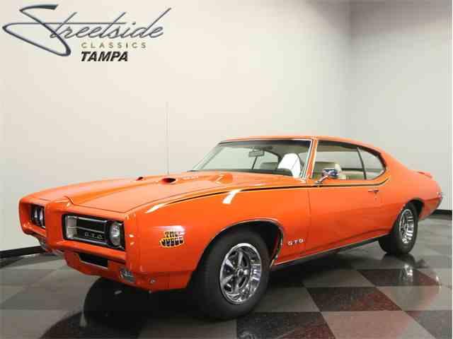 1969 Pontiac GTO | 973511
