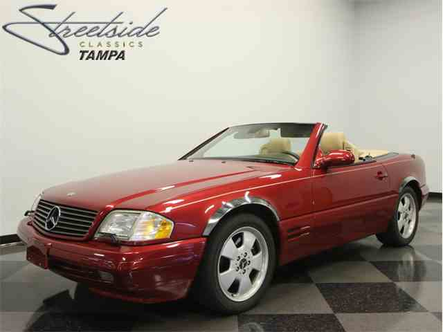 1999 Mercedes-benz SL500 Convertible | 973515