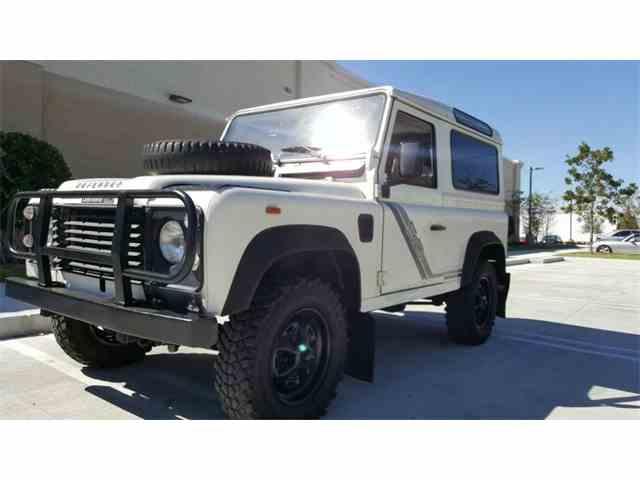 1991 Land Rover Defender | 973536