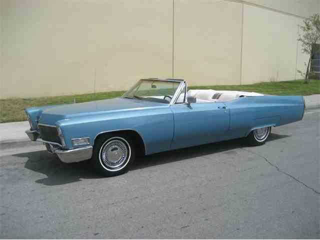 1968 Cadillac DeVille | 973545