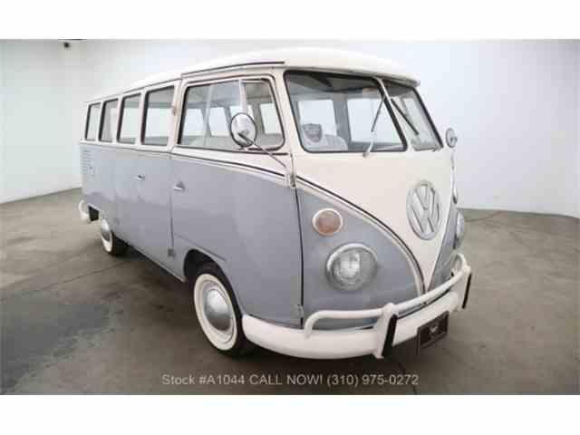 1969 Volkswagen Transporter | 973547