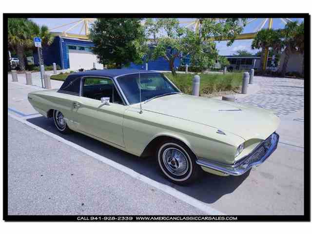 1966 Ford Thunderbird | 973554
