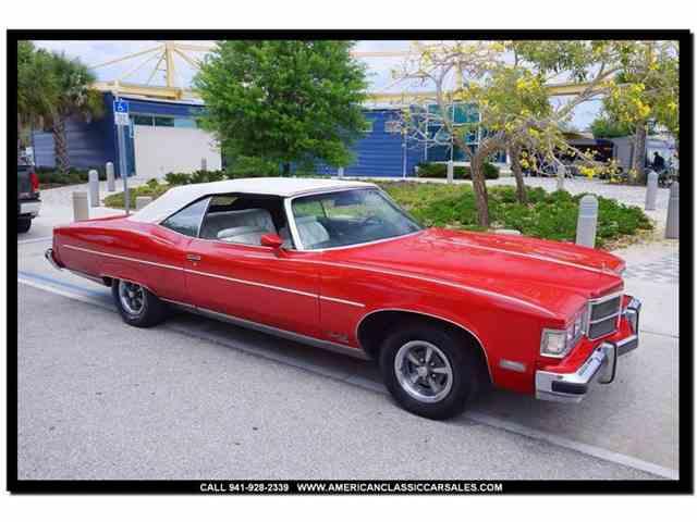 1975 Pontiac Grand Ville | 973560