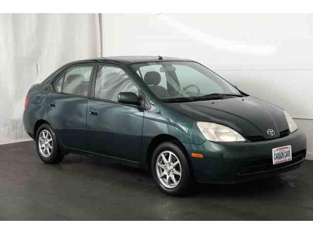 2001 Toyota Prius   973565