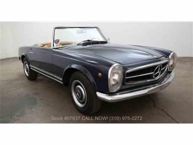 1966 Mercedes-Benz 230SL | 970357