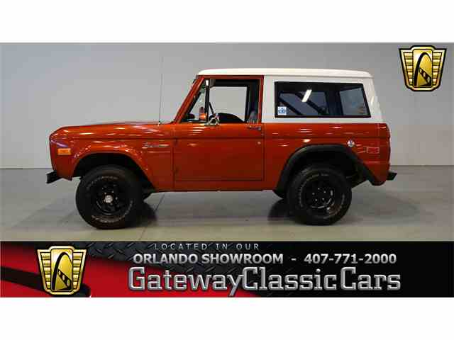 1976 Ford Bronco | 973572