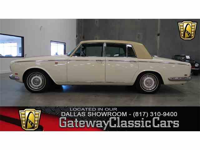 1969 Rolls-Royce Silver Shadow | 973576