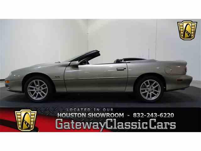 2000 Chevrolet Camaro | 973579