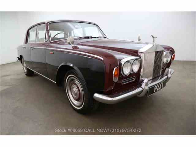 1967 Rolls-Royce Silver Shadow | 970358