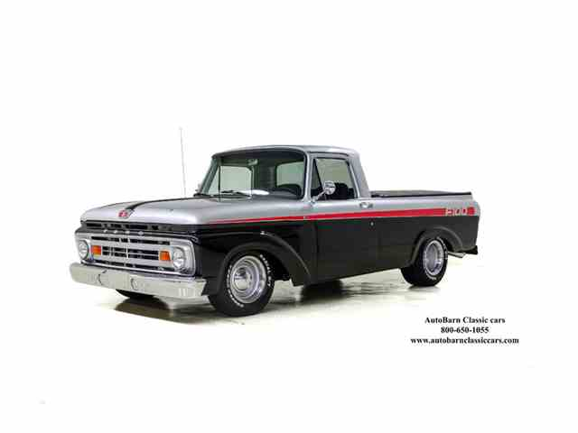 1962 Ford 1/2 Ton Pickup | 973583