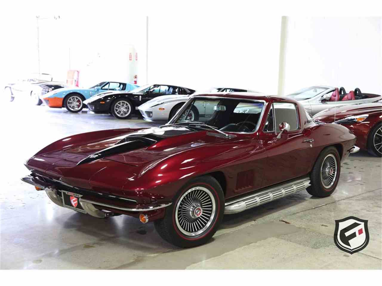 1967 chevrolet corvette for sale cc 973588. Black Bedroom Furniture Sets. Home Design Ideas