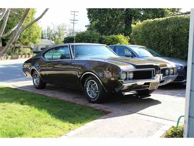 1969 Oldsmobile 442 | 973594