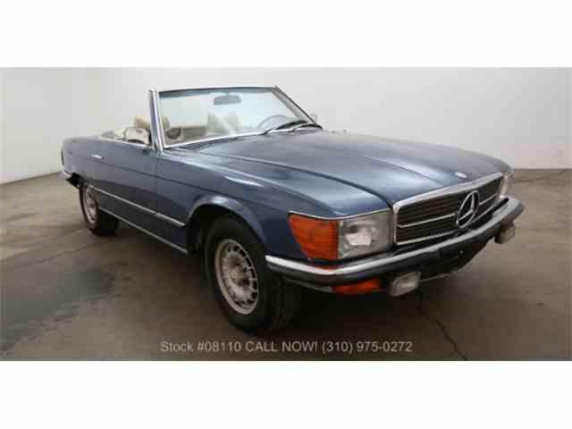 1973 Mercedes-Benz 350SL | 970360