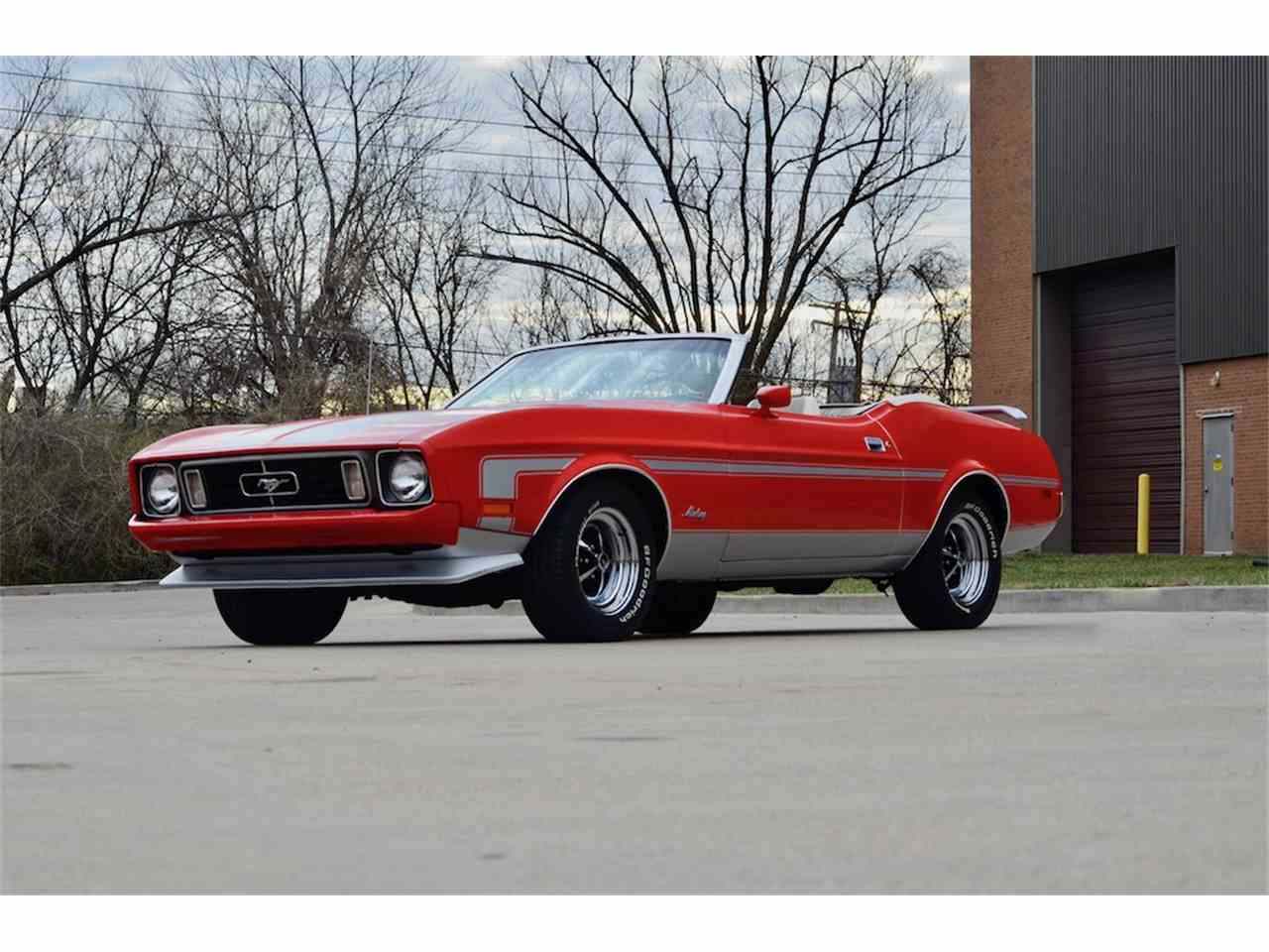 1973 ford mustang 973609 - Old Ford Mustang Muscle Cars