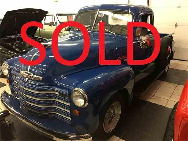 1952 Chevrolet 3100 | 973625