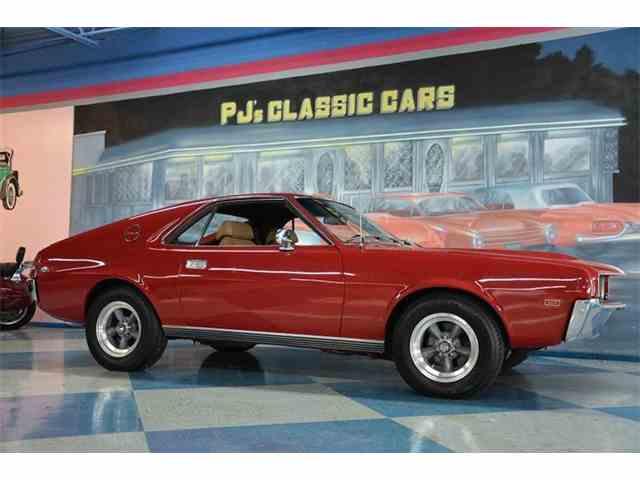 1969 AMC AMX | 973627
