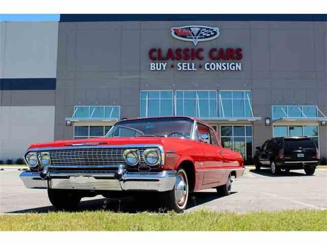 1963 Chevrolet Impala | 973629