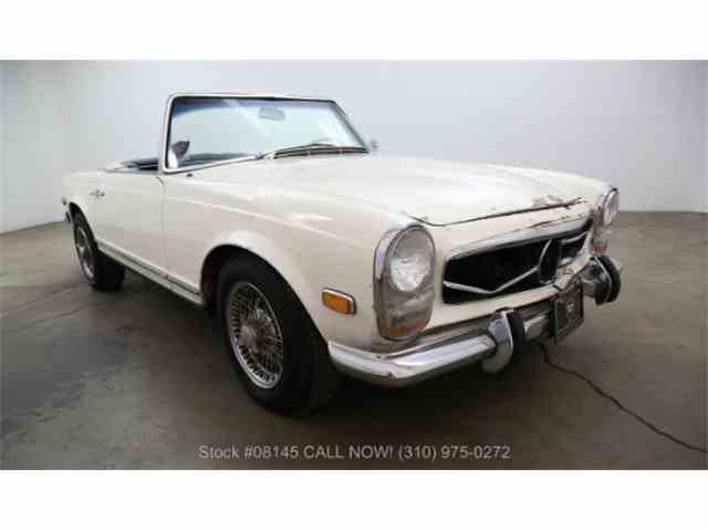 1966 Mercedes-Benz 230SL | 970363