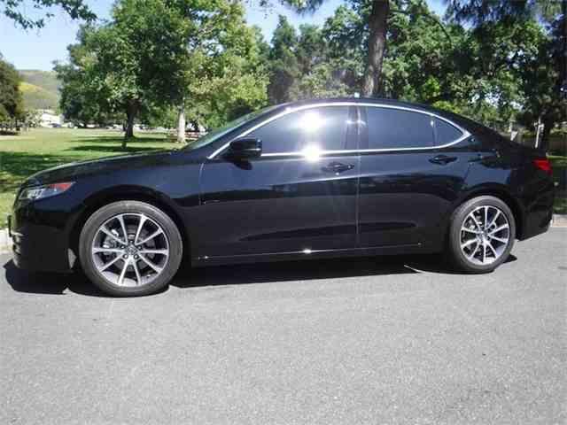 2015 Acura TLX | 973631