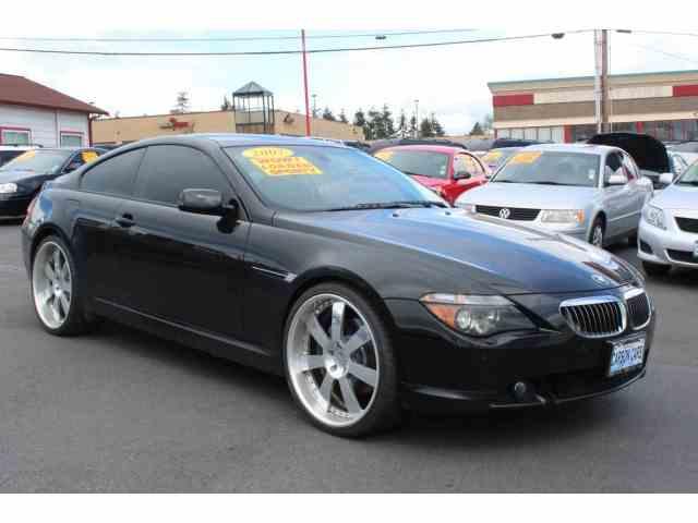 2007 BMW 6 Series | 973635