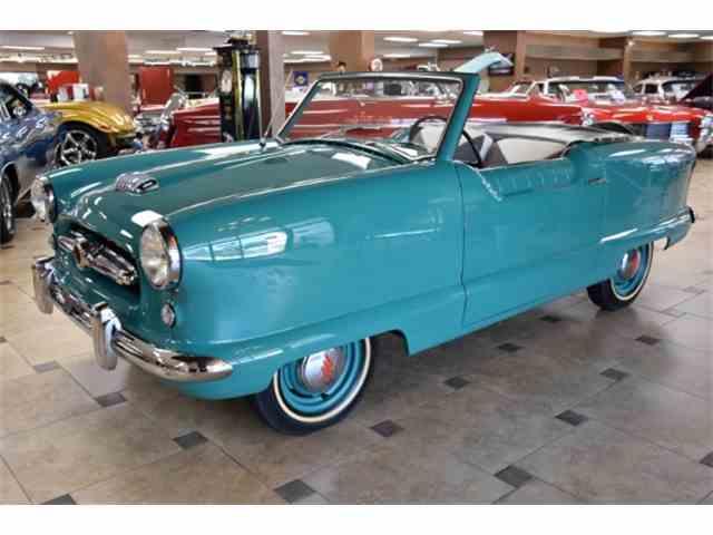 1954 Nash Metropolitan | 970364