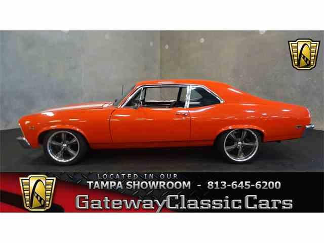 1969 Chevrolet Nova | 973640