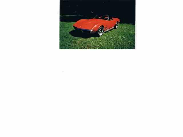 1969 Chevrolet Corvette | 973642