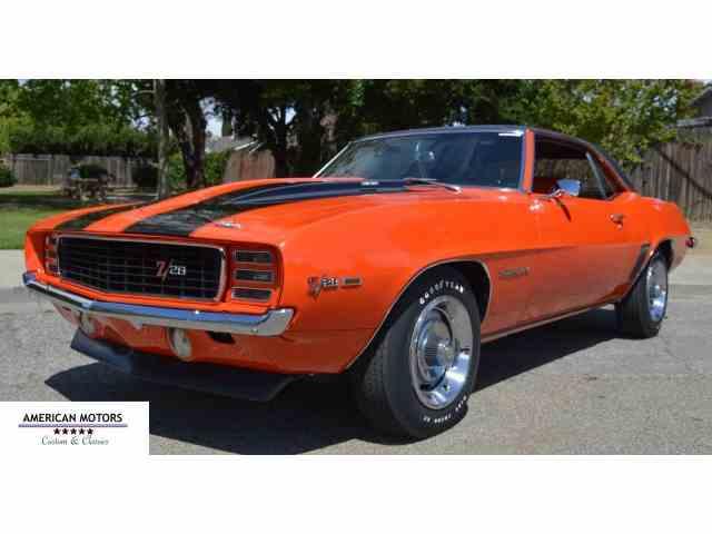 1969 Chevrolet Camaro   973645