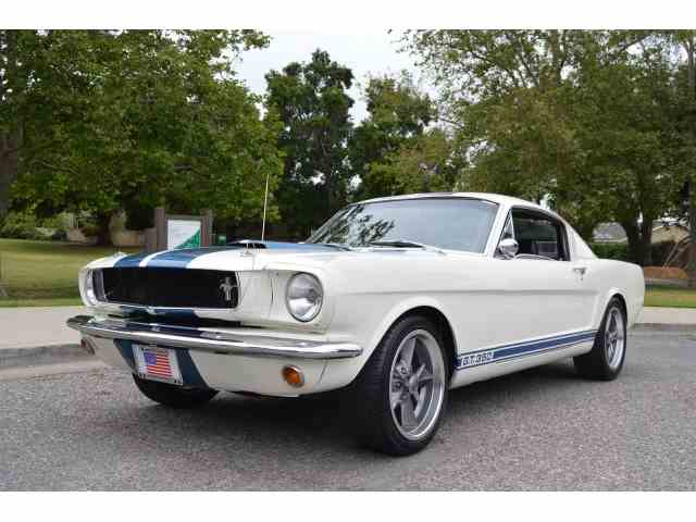 1965 Ford Mustang Tribute | 973647