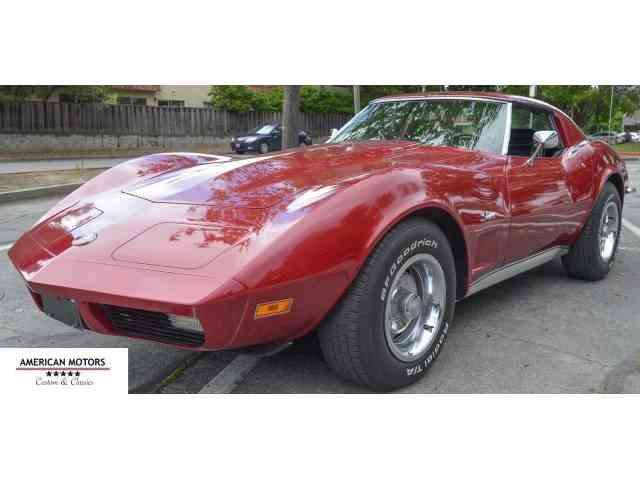 1973 Chevrolet Corvette | 973651