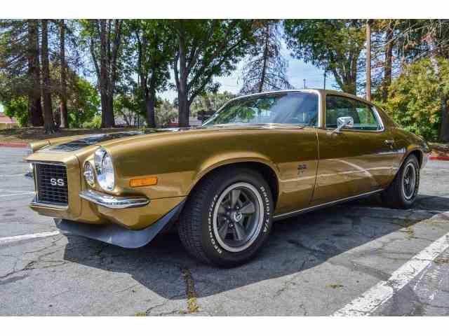 1970 Chevrolet Camaro | 973654