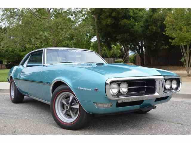 1968 Pontiac Firebird | 973655