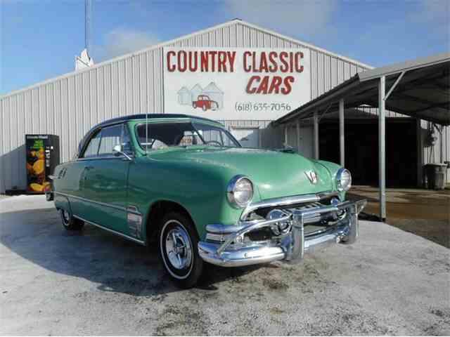 1951 Ford Victoria | 973657
