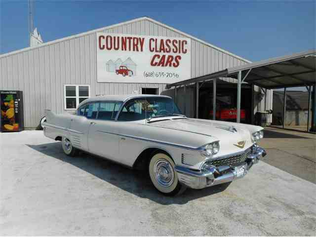 1958 Cadillac Series 62 | 973664