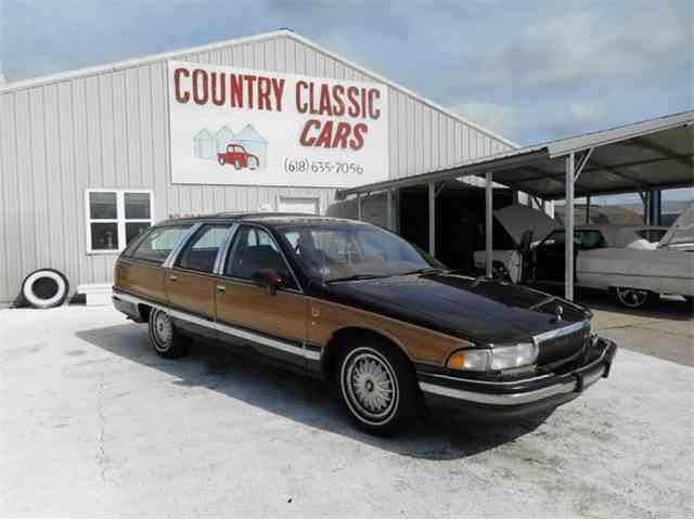 1993 Buick Roadmaster | 973665
