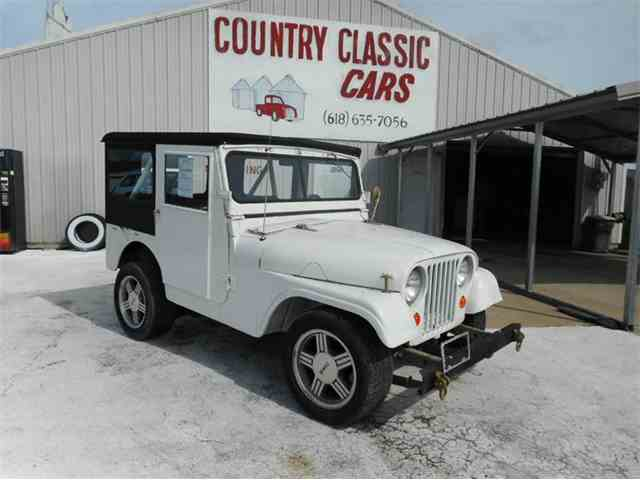 1954 Willys Jeep | 973666
