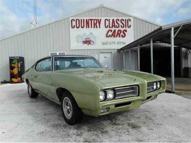 1969 Pontiac GTO | 973667