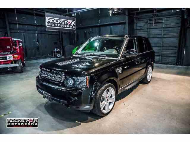2012 Land Rover Range Rover Sport | 973670