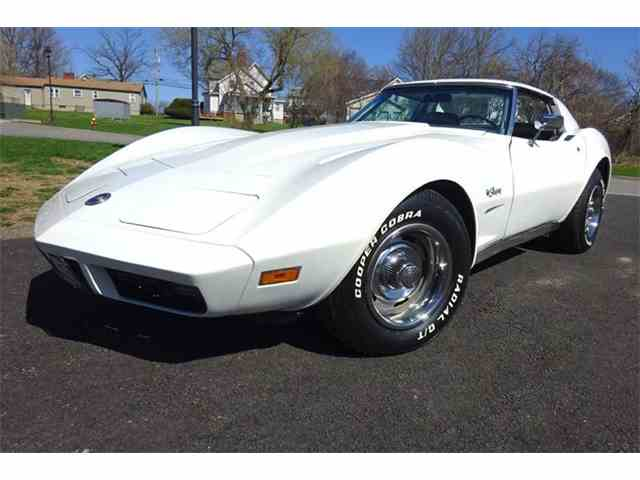 1974 Chevrolet Corvette | 973673