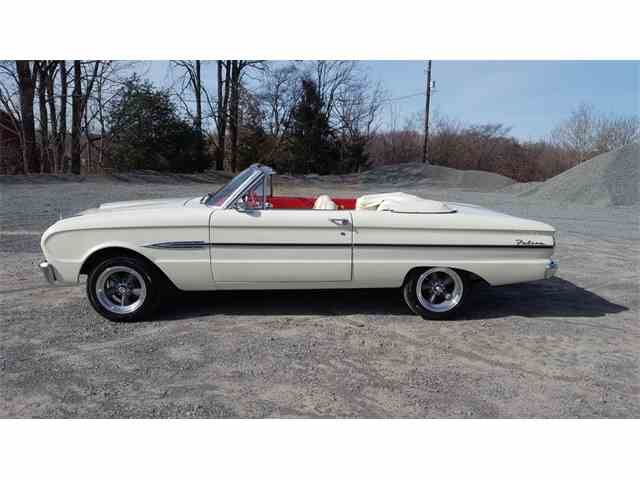 1963 Ford Falcon Futura | 973688